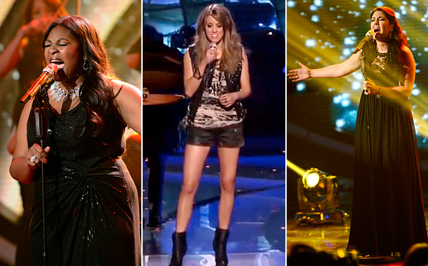 American Idol Fashion Face Off