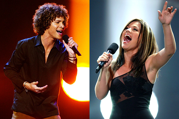 American Idol | Though it seems like an easy choice now (Kelly, FTW), this intense first battle for the crown set the stage for more than a decade…