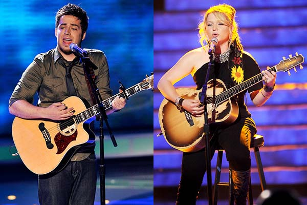 American Idol | Crystal had some niche appeal, but looking back, it's crazy that these two represented the best Idol had to offer. I always have to rack…
