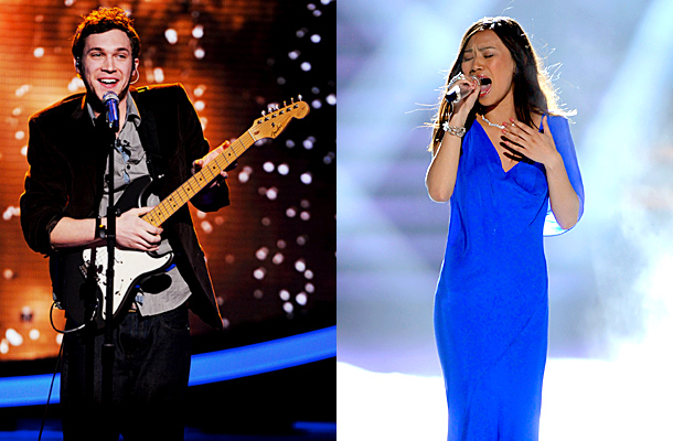 American Idol | The totally different performers were like two blobs of subjective talent that never interacted. The season's soul had exited stage right with a dramatic flourish…