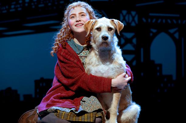 Annie Stage