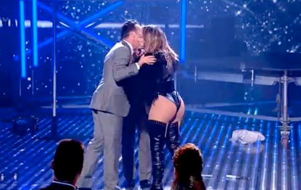 Britains Got Talent Jennifer Lopez