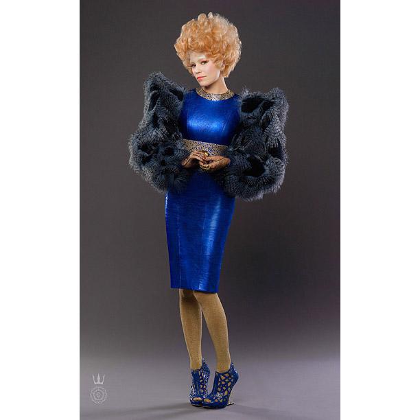 Capitol Couture Effie Trinket