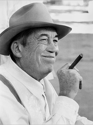 Chinatown, John Huston | John Huston Chinatown (1974) Don't be fooled by his grandfatherly appearance. This aging tycoon cloaks his viciousness in respectability, and he excuses the depths of…