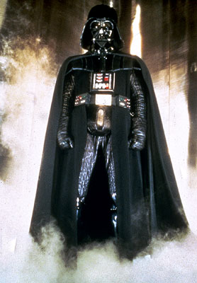 Darth Vader, Star Wars: Episode IV - A New Hope