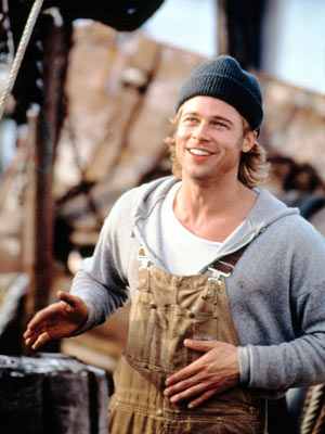 The Devil's Own, Brad Pitt | Sorry, what? Did you say something? Brad Pitt — in his prime, Sexiest Man Alive years — wasn't believable as a suave Irish terrorist? Hmm...…