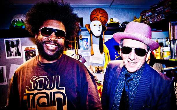 Elvis Costello And The Roots