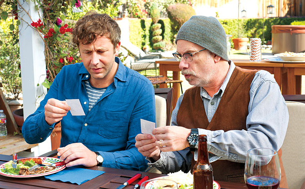 Chris O'Dowd, Christopher Guest
