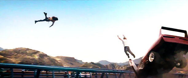 Fast And Furious 6 Jump