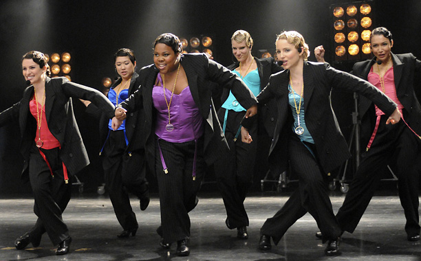 Glee The Power Of Madonna