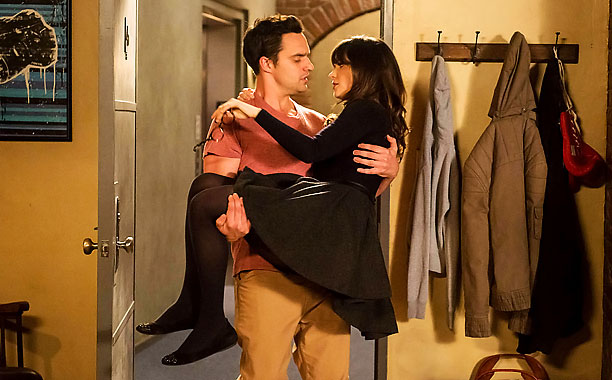 Zooey Deschanel, New Girl | The song: Ellie Goulding, ''Anything Could Happen'' The episode: ''Virgins'' (223) The hook: Season 2 saw plenty of musical touchstones from Jess (Zooey Deschanel) and…