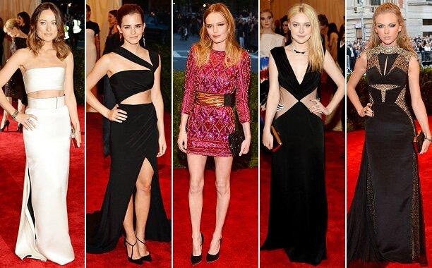 As Seen On Emma Watson Taylor Swift Olivia Wilde Where To Buy A Met Gala Dress Ew Com