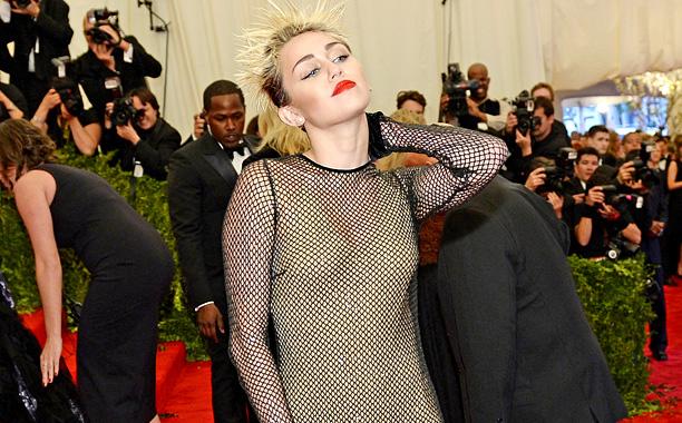 Met Gala Miley Cyrus