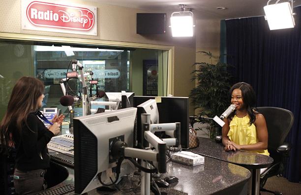Radio Disney Gabby Douglas