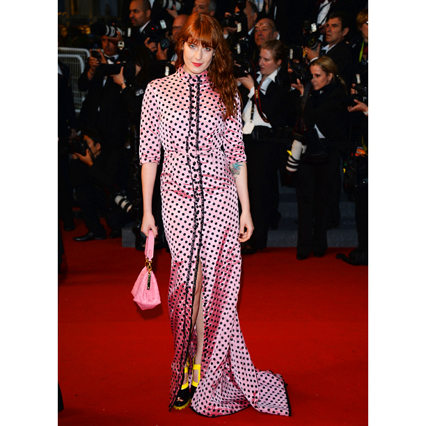 Red Carpet Florence Welch