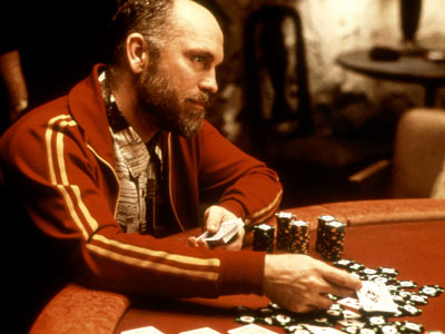 Rounders, John Malkovich | Too bad when John Cusack et al. journeyed inside the mind of the actor in 1999's Being John Malkovich , they didn't learn how he…