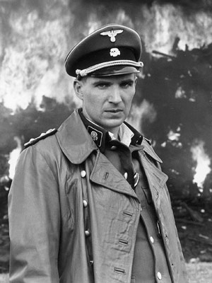 Schindler's List, Ralph Fiennes | Ralph Fiennes Schindler's List (1993) When Hannah Arendt used the phrase ''the banality of evil'' to describe the perpetrators of the Holocaust, Amon Goeth (Fiennes,…