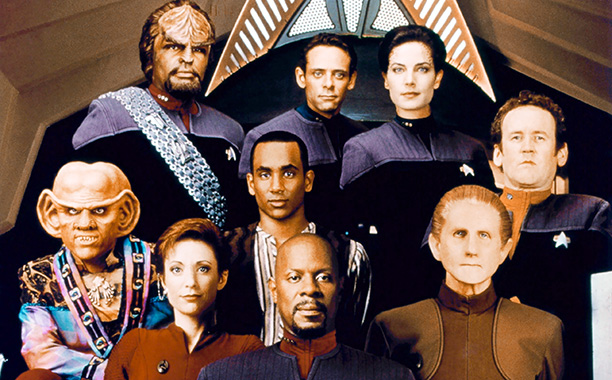 Star Trek: Deep Space Nine | The most eccentric Trek spinoff took place on a space station called Deep Space Nine, which hovered at a socio-political-galactic crossroads. The show turned more…