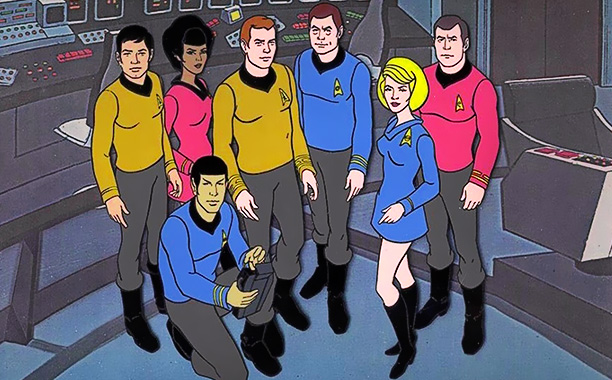 Star Trek | This Filmation cartoon kept the fire burning in the Trek -less decade between the original series' cancellation and 1979's Star Trek: The Motion Picture .…