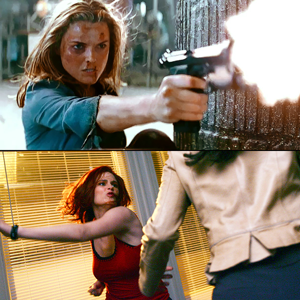 Like fellow geek lord Joss Whedon, Abrams rose to prominence with a series of projects that featured strong-willed action heroines. Alias was basically pitched as…