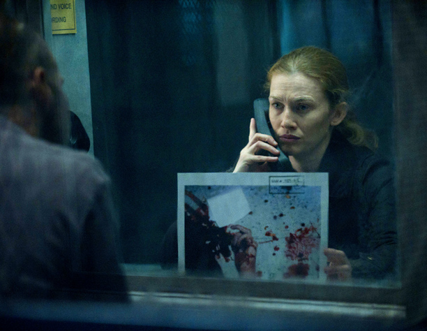 THE KILLING Sarah Linden (Mireille Enos) is back on the case