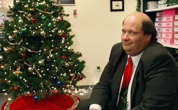 The Office Brian Baumgartner