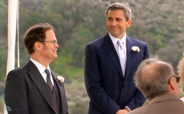 The Office | Season 9, episodes 24 & 25 Aired: May 16, 2013 The series' final episode with the Dunder Mifflin gang was bound to bring on the…