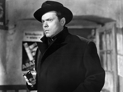 The Third Man, Orson Welles | Orson Welles The Third Man (1949) Selling black-market medicines that do more harm than good to desperate citizens of postwar Vienna isn't very nice, but…