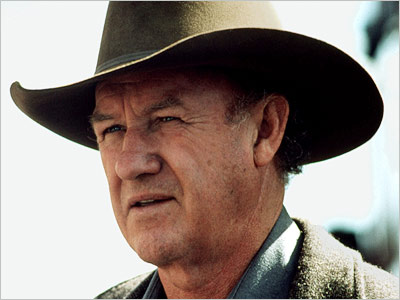Unforgiven, Gene Hackman | While Unforgiven may have picked up four Oscars, including Best Picture, the Academy was truly remiss in not giving the whole cast an Honorary Award…