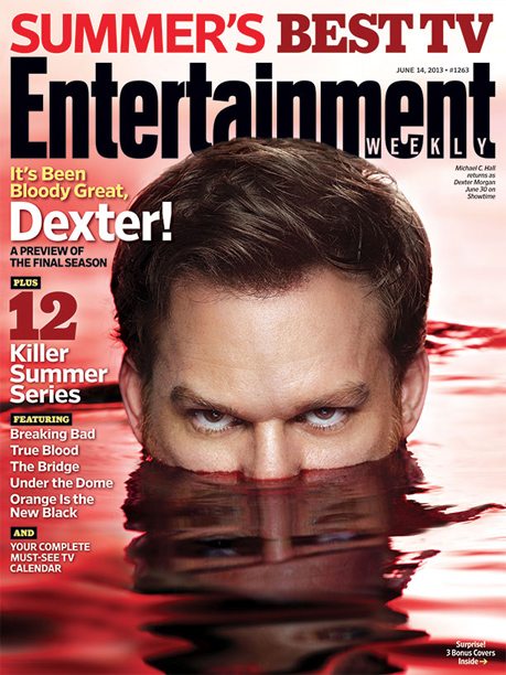 Dexter | Want more Dexter ? Get the inside story of season 8 and more intel on summer's best TV in the June 14, 2013, issue of…