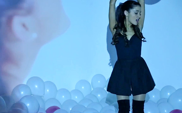 Fans of Nickelodeon's Victorious know that Grande has a surprisingly strong set of pipes. Her hit single is bubblegum at its poppiest. ( On iTunes…