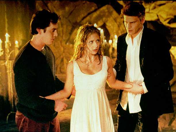 The WB, 1997-2001; UPN, 2001-03 Joss Whedon's poppy, profound cult saga starring Sarah Michelle Gellar is the best coming-of-age fantasy?ever? Even Harry Potter wonders. Download…