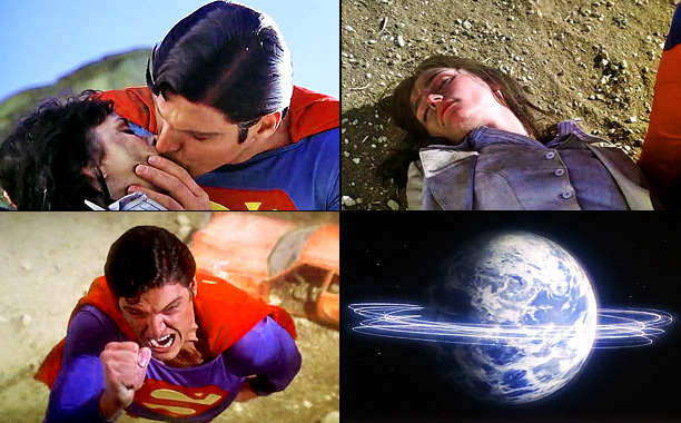 Margot Kidder, Christopher Reeve, ... | It's true, Superman quickly brought her back to life by reversing the rotation of the Earth to make time go backwards. But the death of…