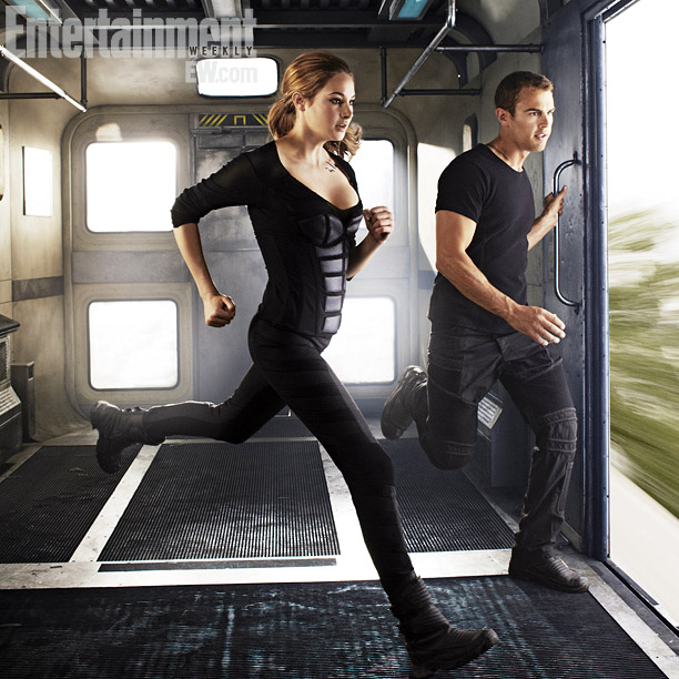 First Look, Divergent