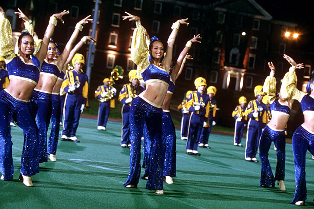 Claim to Fame: Drumline Major Perks: Historically black college offering full scholarships for musical talent; nationally ranked marching band and drumline; hot cheerleader marching band…