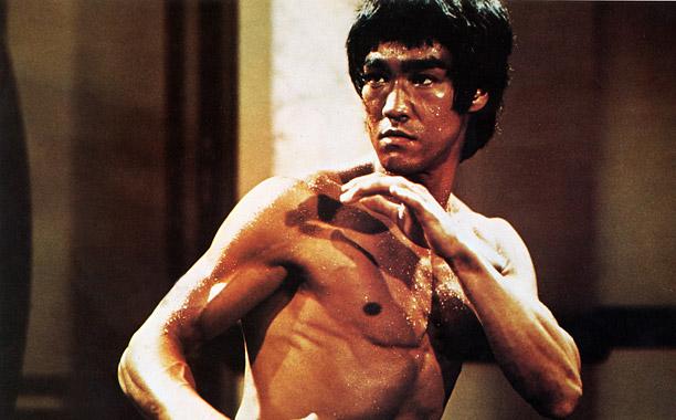 ENTER THE DRAGON , Bruce Lee, 1973