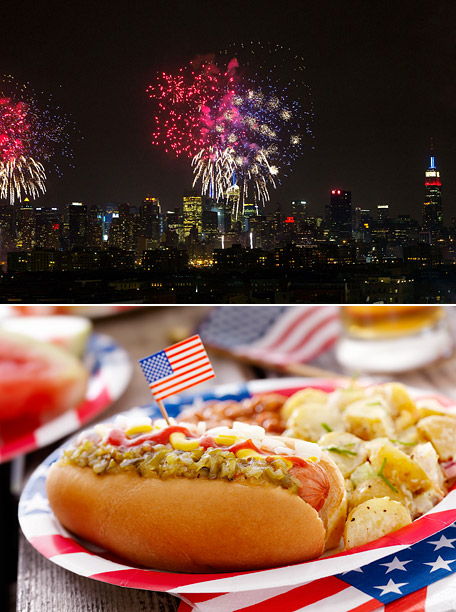 EW's Must List | Time to make your Fourth of July playlist! We'll get you started... ''Party in the U.S.A.'' by Miley Cyrus ''Firework'' by Katy Perry ''American Boy''…