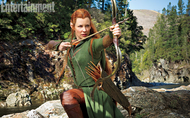 When The Hobbit: The Desolation of Smaug hits theaters Dec. 13, moviegoers will see a fresh face among the residents of Middle-earth: the elf warrior…