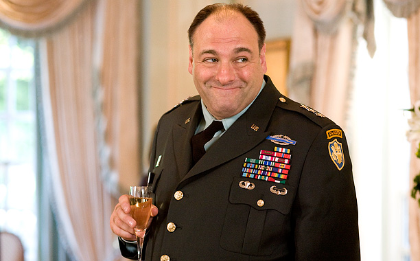 James Gandolfini   The British are masters of the political farce, and Antonio Iannucci's In the Loop is no exception. In his early foray with American characters (to…