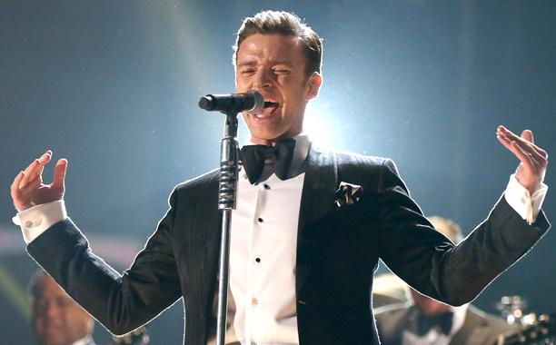 Grammys Justin Timberlake