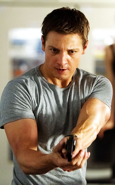 Jeremy Renner, The Bourne Legacy | Matt Damon had big biceps to fill; luckily, Hawkeye's more than up to the challenge.