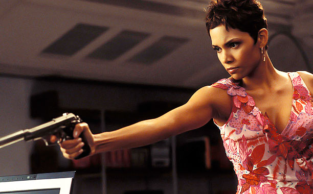 Halle Berry, Die Another Day | Wait, you also think that Halle looks fierce? Jinx!