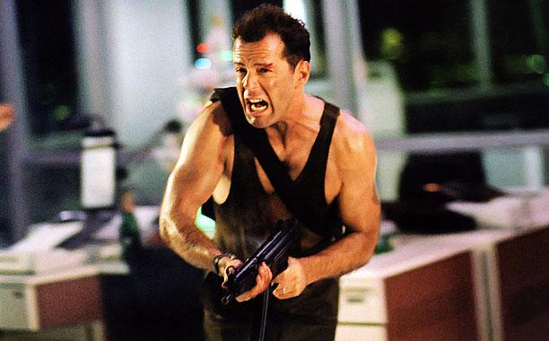 Bruce Willis, Die Hard | Yippee-ki-yay, John McVeins!