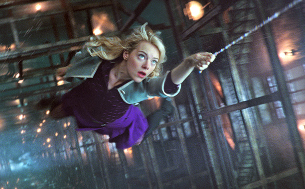 The Amazing Spider-Man | It was the one ''stay true to the comic book'' plot line that dozens of Spidey fans hoped wouldn't come to fruition: Peter's girlfriend Gwen…