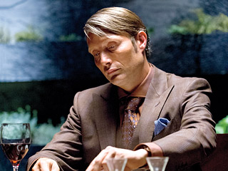 DINE, DINE, MY DARLING Mads Mikkelsen gave us a lot to chew on in season 1 of Hannibal