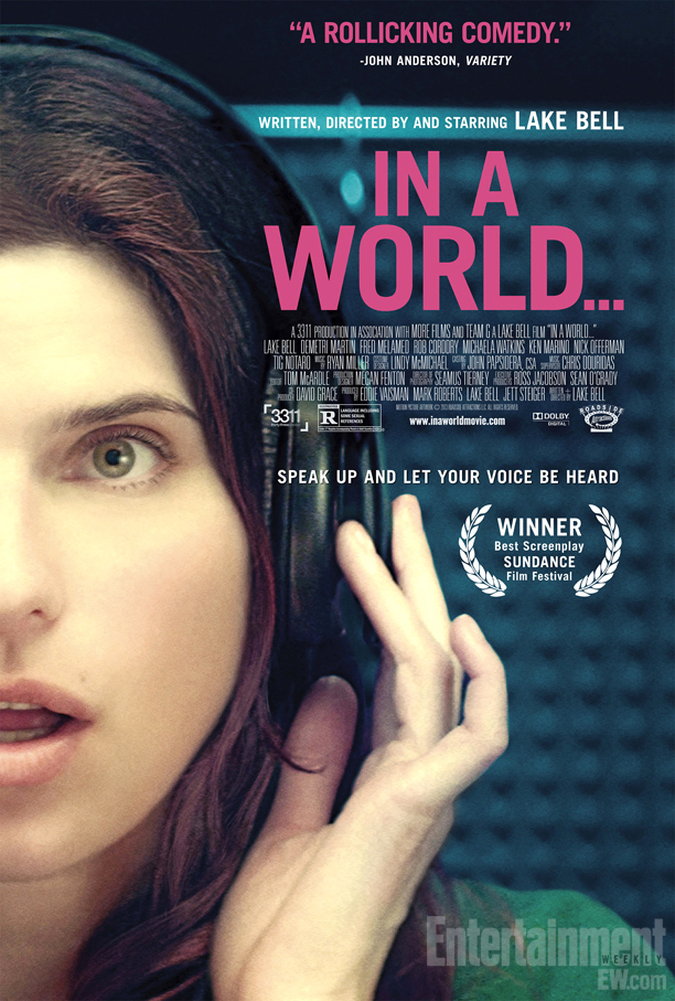 In A World Poster