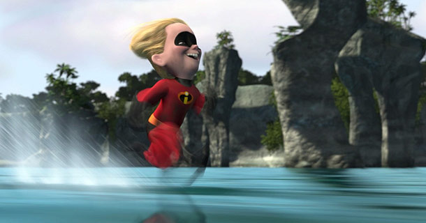 The Incredibles | On top of everything else The Incredibles is — a madcap comedy, a marital-strife drama, a commentary on society's tendency to embrace mediocrity at the…