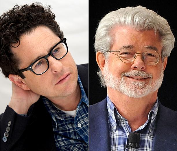 Jj Abrams George Lucas