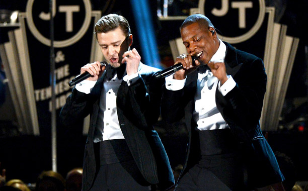 EW's Must List | There's no official dress code, but you wouldn't be out of place wearing your snazziest suit and tie to Justin Timberlake and Jay-Z's joint tour,…