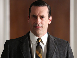 WHAT TIME DID THIS MEETING START? Jon Hamm turned in another epic performance as Don Draper in Season 6 of Mad Men